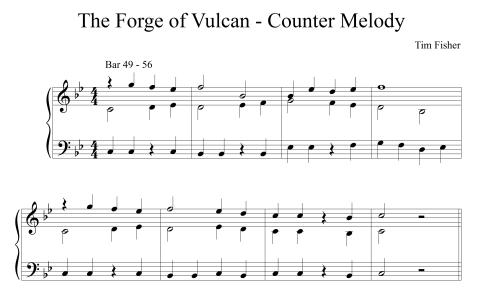 Forge of Vulcan Counter-Melody
