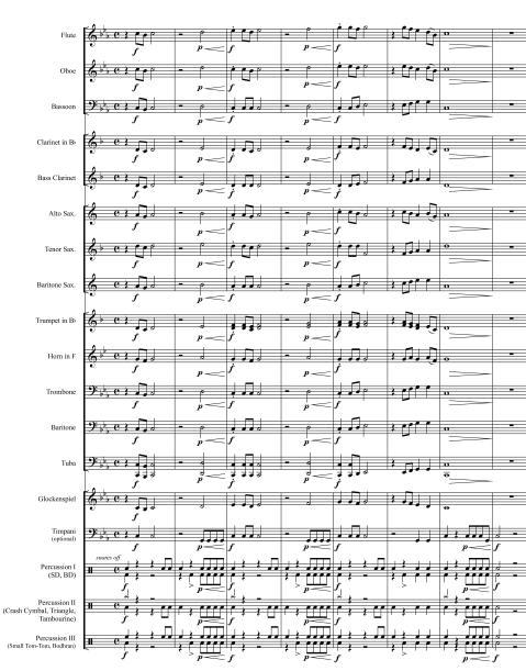 Medieval Fayre  - Crescendos